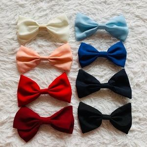 American Apparel bows